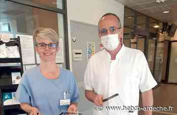 Aubenas - L'impression 3D au secours de l'hôpital - Hebdo de l'Ardèche