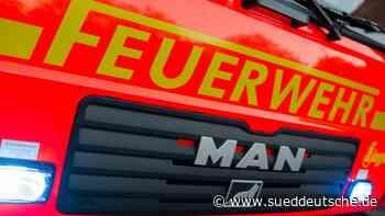 Waldbrände bei Mayen: Erhöhte Feuergefahr - Süddeutsche Zeitung