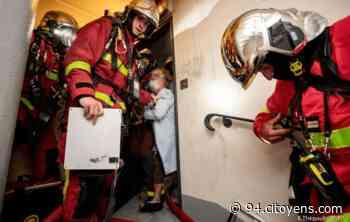 Incendie à Epinay-sur-Seine : 10 blessés dont un enfant en état grave - 94 Citoyens
