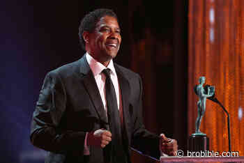 Denzel Washington's Next Role Is Playing MACBETH In A 'Ticking-Clock Thriller' - BroBible