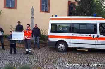 Der Osterhase kommt zur BRK-Bereitschaft Prichsenstadt - inFranken.de