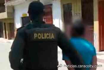 Capturado el presunto autor material de masacre en Salgar - Noticias Caracol