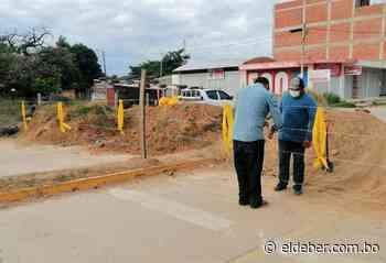 Pailón cierra sus ocho puntos de acceso al pueblo por temor al Covid-19 - EL DEBER