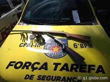 Suspeito de chefiar organização criminosa morre durante ação policial em Maragogi - G1