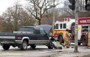 Crash at York and Dundurn in Hamilton - TheSpec.com