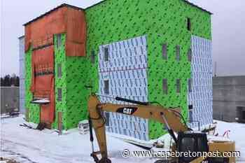 Construction continuing at Port Hawkesbury NSCC residence - Cape Breton Post