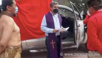 Iglesia en Parras de la Fuente no hace caso y realiza su Viacrucis - Periódico Zócalo