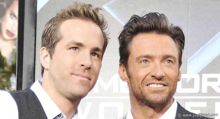 Hugh Jackman & Ryan Reynolds' Famous Feud Began Because of Scarlett Johansson