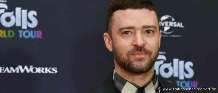 Justin Timberlake findet Musikstreaming «aufregend» - Traunsteiner Tagblatt