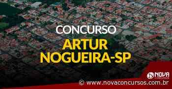Concurso Prefeitura de Artur Nogueira - SP 2020: Provas adiadas! - Nova Concursos