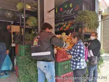 Recorren calles de Chignahuapan para informar sobre COVID-19 - Puebla Noticias