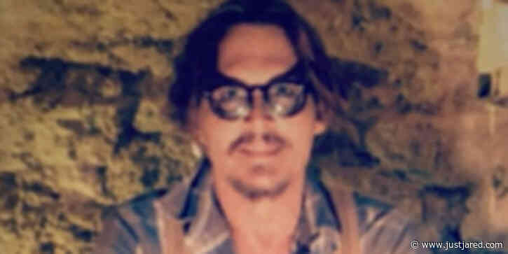 Johnny Depp Debuts 8-Minute Video & Cover of John Lennon's 'Isolation' After Joining Instagram - Watch! (Video)