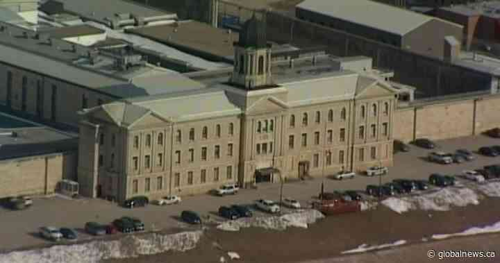 Guard's throat slashed at Stony Mountain Institution: correctional officers union - Global News