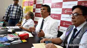 Lambayeque: confirman 11 casos de dengue en Zaña [VIDEO] - LaRepública.pe