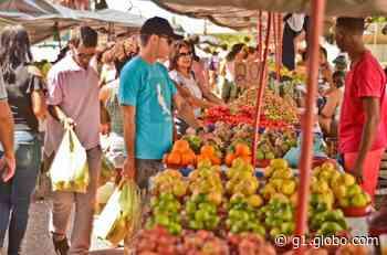 Decreto libera realização de feiras livres em Osvaldo Cruz - G1