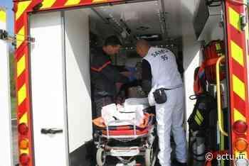 Val-d'Oise. Un motard gravement blessé dans une collision à Bezons - actu.fr