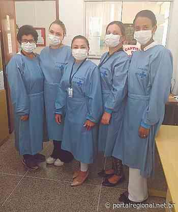 Tupi Paulista: Prefeitura realiza entrega de uniformes para funcionários das Unidades Básicas de Saúde - Portal Regional Dracena