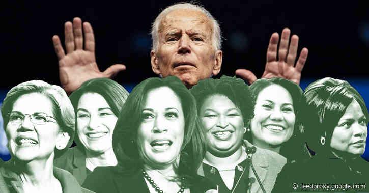 Biden's 'Handsy-Sniffy' Problem: Don't Let Them Ignore It