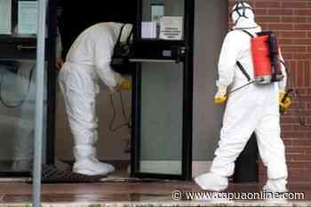 Pastorano. Lotta al Coronavirus. AGS Artemide Global Service. Sanificazione ad hoc ed igiene a prova di microscopio - Capuaonline.com
