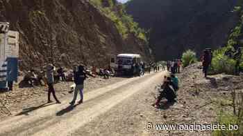 Condenan a 3 choferes por trasladar pasajeros a Tarabuco durante la cuarentena - Diario Pagina Siete