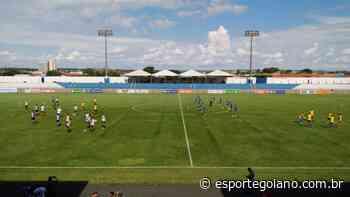 Veja como foi: Goiatuba 5×0 Tupy de Jussara – 3ª divisão do Goianão (Semi – volta) - Esporte Goiano