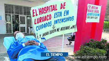 Luruaco, con hospital en paro y bajo amenaza - El Tiempo