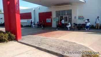 Personal de la salud del Hospital de Luruaco exige pago de sus salarios para levantar el paro - Diario La Libertad