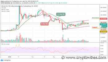 Bitcoin SV Price Analysis: BSV/USD Takes the Intraday Pricing up by 6.85% - CryptoVibes