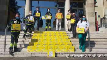 Montebello Vicentino: la Melegatti dona 200 colombe pasquali per la solidarietà - Corriere Vicentino