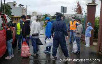 95 ecuatorianos cumplieron su cuarentena y fueron trasladados a Cuenca y Macas - El Comercio (Ecuador)
