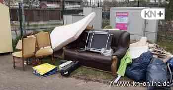 Bad Bramstedt - Ärger über illegale Müllentsorgungen - Kieler Nachrichten