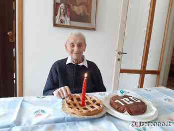 Un compleanno speciale a Cogliate per ul Nela - ilSaronno