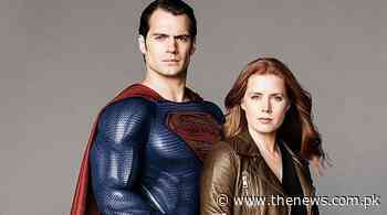 Amy Adams reveals Warner Bros took a step away from Henry Cavills Superman - The News International