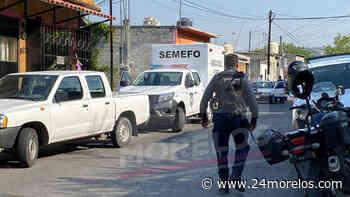 Tenía 25 años, joven asesinado en Emiliano Zapata - 24 Morelos