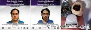 Pareja de narquitos vinculados a proceso en Emiliano Zapata - Noticias de Morelos - La Crónica de Morelos