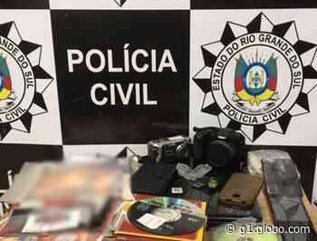 Suspeito de pedofilia é indiciado pela polícia em Santana do Livramento: 'Predador sexual', diz delegada - G1