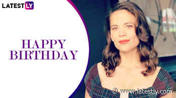 Hayley Atwell Birthday Special - From Captain America: The First Avenger to The Duchess, We Name Five Best - LatestLY