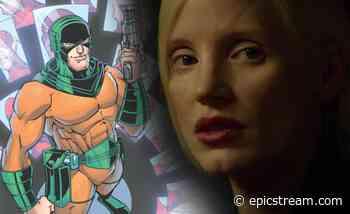 X-Men: Dark Phoenix's Jessica Chastain Being Eyed as Mirror Master for The Flash - Epicstream