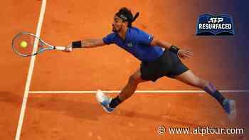 Flashback: The Day Fabio Fognini Shocked Rafael Nadal In Monte-Carlo - ATP Tour