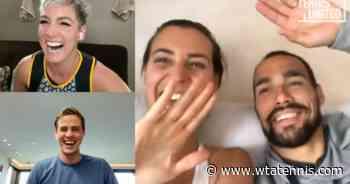 Flavia Pennetta and Fabio Fognini join Tennis United for Episode 2 - WTA Tennis