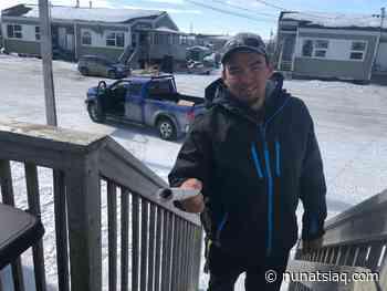 Kuujjuaq residents treated to free bingo games for Easter - Nunatsiaq News