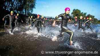 Absage im Triathlon: Keine Meisterschaft in Nordhausen - Thüringer Allgemeine