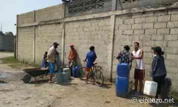 Yaritagua | Habitantes de Albarical hacen trueque de alimentos por agua - El Pitazo