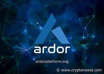 An Overview of the Progress of Ardor (ARDR) Platform - CryptoNewsZ