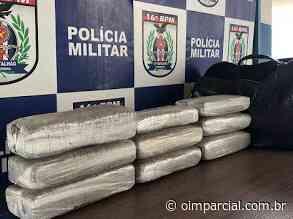 TRÁFICO DE DROGAS Mulher é presa com 10kg de maconha em Chapadinha - O Imparcial