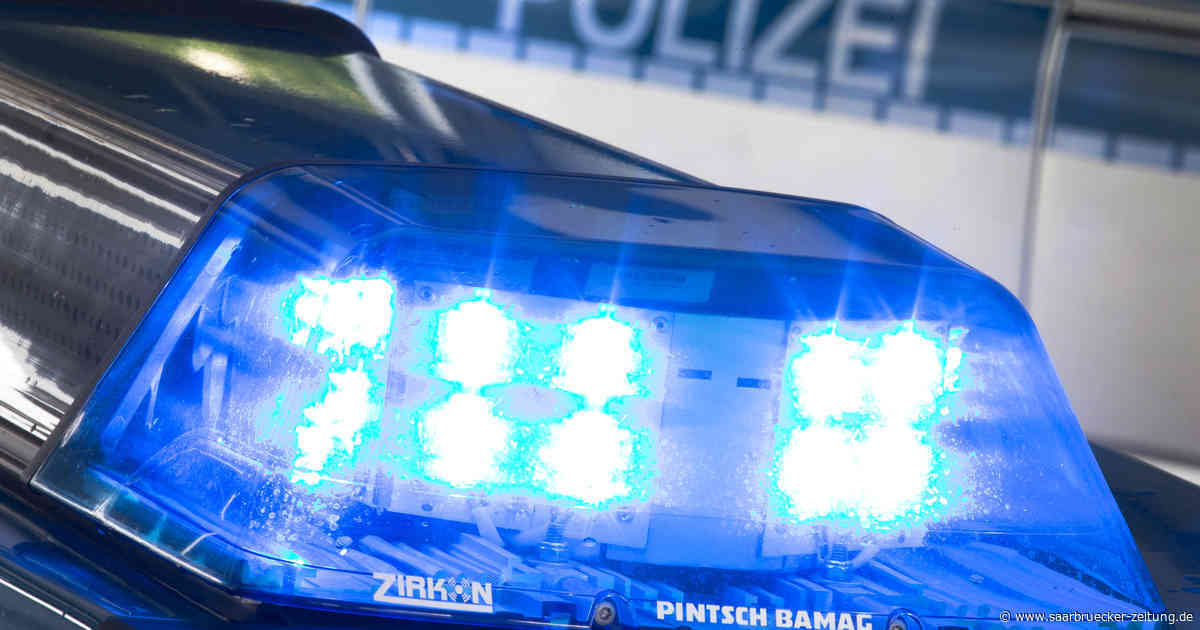 Mann versucht Geld aus Opferstock an Kapelle in Marpingen zu klauen - Saarbrücker Zeitung