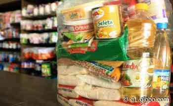 Charqueada começa a distribuir kits de alimentação a famílias de alunos da rede municipal - G1