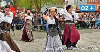 Corona-Krise: Ribnitz-Damgarten sagt Frühlingsfest und Bernsteintage ab - Ostsee Zeitung