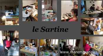 Solidarietà. Mascherine lavabili e gratuite, un progetto riproposto dall'Avis Orbetello-Costa d'Argento - Maremmanews