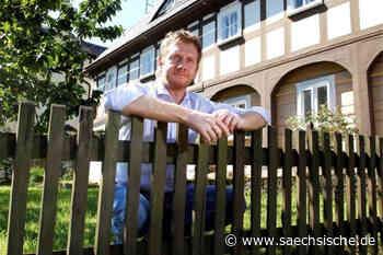 MP zu Ostern in Waltersdorf - darf der das? - Sächsische Zeitung